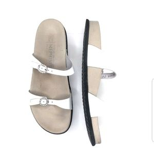 Mephisto air relax Sandals Double strap rhinestone
